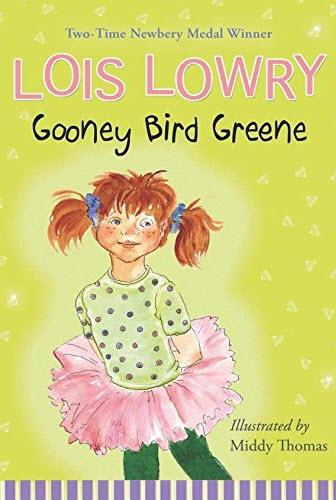 Gooney Bird Greene book cover