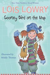 Gooney Bird on the Map book cover