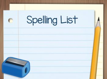 Does Your Child's Spelling List Make Sense? - a post from All About Spelling