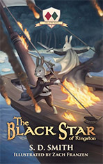 Book Cover of The Black Star of Kingston