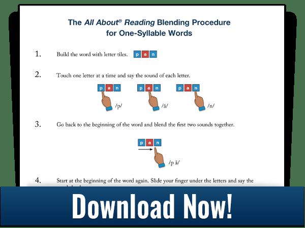 Blending Procedure Downlaod