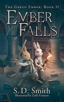 Book cover of Ember Falls