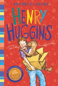 Book cover of Henry Huggins by Beverly Cleary