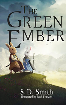 Book cover of Green Ember