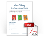 Download the Henry Huggins Series Library List