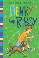 Book cover of Henry and Ribsy by Beverly Cleary