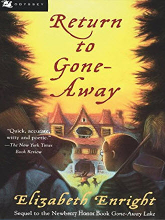 Book cover of Return to Gone-Away