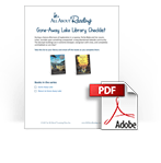 Download the Gone-Away Lake Series Library List