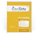 All About Reading Pre-reading program