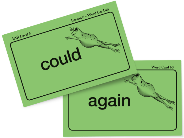 leap word cards