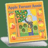 Picture Books Fall Apple Farmer Annie book cover