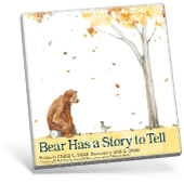 Picture Books Fall Bear Has a Story to Tell book cover