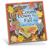 Picture Books Fall Count Down to Fall book cover