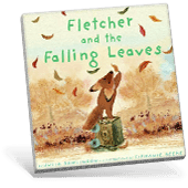 Picture Books Fall Fletcher and the Falling Leaves book cover