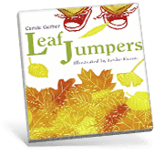 Picture Books Fall Leaf Jumpers book cover