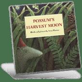 Picture Books Fall Possum's Harvest Moon