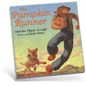 Picture Books Fall The Pumpkin Runner book cover