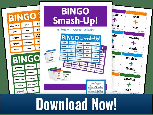 Bingo Smash-Up portmanteau Download
