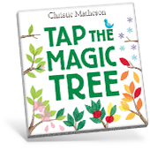 Picture Books Fall Tap the Magic Tree book cover