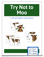 preview of Try Not to Moo game