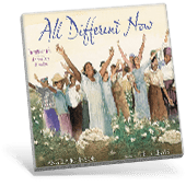 Black History - All Different Now book cover