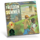 Black History Freedom Summer book cover