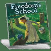 Black History Freedom's School book cover