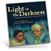 Black History Light in the Darkness Book cover