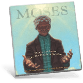 Black History Moses (Harriet Tubman) book cover