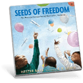 Black History Seeds of Freedom book cover