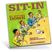Black History Sit-In book cover