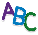 Print awareness ABC graphic