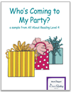 Who's Coming to My Party?