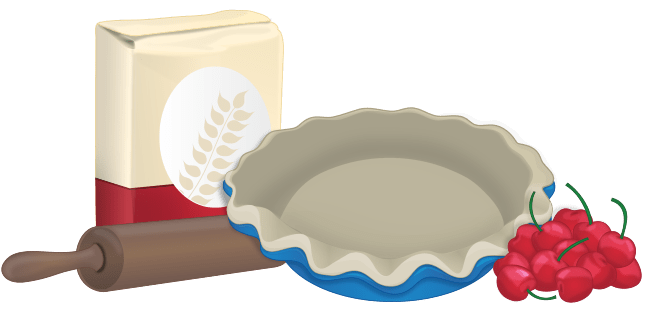 pie baking and the curse of knowledge