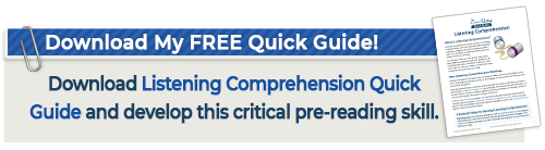 Listening Comprehension Quick Guide Download