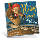 Pirate's Lullaby book cover