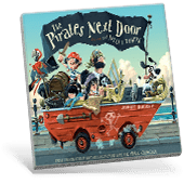 the Pirates next door book cover