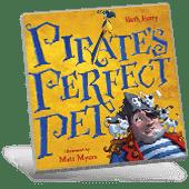 Pirate's perfect pet book cover