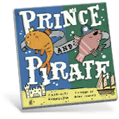 Prince and Pirate book cover