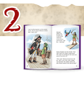 Pirate Food story download