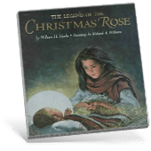 The Legend of the Christmas Rose book cover