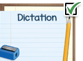 Best spelling program uses dictation icon