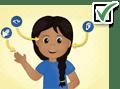Best spelling program is multisensory icon