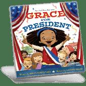 Presidential Picture Books - Grace for President
