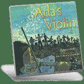 Around the World - Ada's Violin book cover