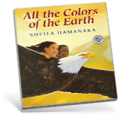 All the colors of the earth book cover