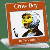 Crow Boy Book Cover