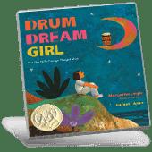 Drum Dream Girl Book Cover