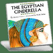 The Egyptian Cinderella Book Cover