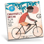 Around the World - Emmanuel's Dream Book Cover